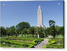 Louisiana, Baton Rouge Acrylic Print