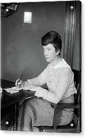 Margaret Sanger (1879-1966) Acrylic Print
