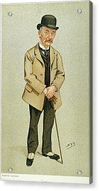 Thomas Hardy (1840-1928) Acrylic Print by Granger