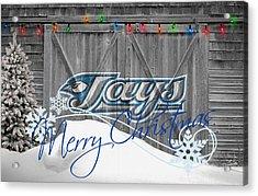 Toronto Blue Jays Acrylic Print by Joe Hamilton
