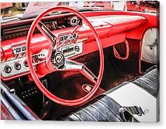 60 Buick Le Sabre Acrylic Print