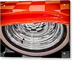 60s Look Acrylic Print by Phil 'motography' Clark