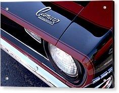 '68 Camaro Acrylic Print