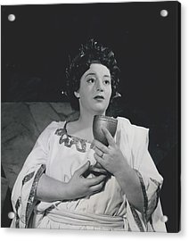 A Roman Scandal In A West End Revue Acrylic Print by Retro Images Archive
