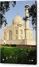 Asia, India, Uttar Pradesh, Agra Acrylic Print