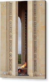 Azerbaijan, Baku Acrylic Print by Alida Latham