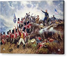 Battle Of New Orleans, 1815 Acrylic Print