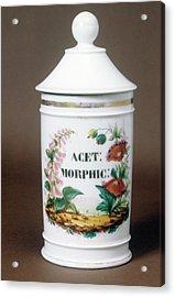 Drug Jar Acrylic Print