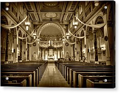 Holy Cross Catholic Church Acrylic Print