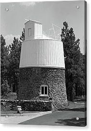 Lowell Observatory Acrylic Print by Granger