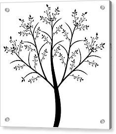 Olive Tree Acrylic Print by IB Photography