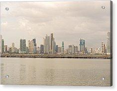 Panama City Acrylic Print
