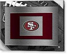 San Francisco 49ers Acrylic Print