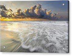Sunrise On Hilton Head Island Acrylic Print