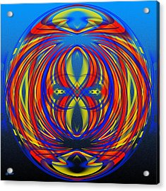 700 34 Acrylic Print by Brian Johnson