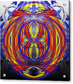 700 35 Acrylic Print by Brian Johnson