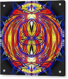 700 36 Acrylic Print by Brian Johnson