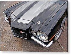 71 Camaro Z28 Acrylic Print