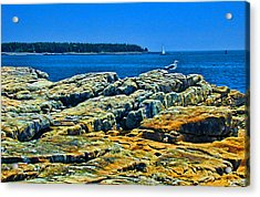7310 - Bar Harbor Acrylic Print