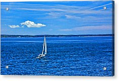 7316-bar-harbor Acrylic Print