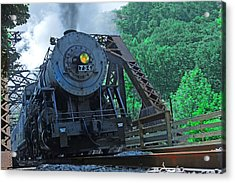 Acrylic Print featuring the photograph 734 by Mike Flynn