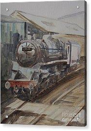 75069 Br Standard Class 4 Acrylic Print by Martin Howard