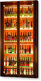 76 Bottles Of Beer Acrylic Print by Semmick Photo