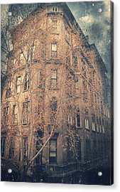 7th Floor Acrylic Print by Taylan Apukovska
