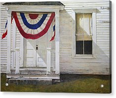 7th Of July Acrylic Print by Stephen Hodecker