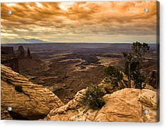 Canyonlands National Park Utah Acrylic Print