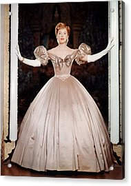 Deborah Kerr Acrylic Print