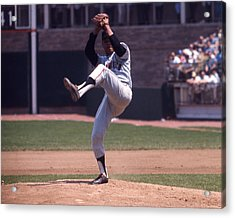 Juan Marichal Acrylic Print by Retro Images Archive