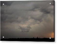 Let The Storm Season Begin Acrylic Print