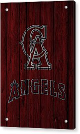 Los Angeles Angels Acrylic Print