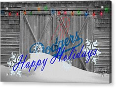 Los Angeles Dodgers Acrylic Print
