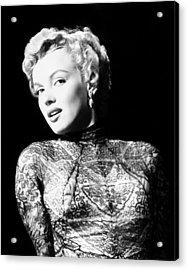 Marilyn Monroe (1926-1962) Acrylic Print by Granger