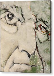 8.  Martin Van Buren Acrylic Print