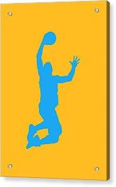 Nba Shadow Players Acrylic Print
