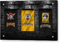 Pittsburgh Pirates Acrylic Print
