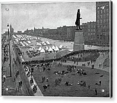 Pullman Strike, 1894 Acrylic Print
