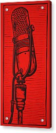 Rca 77 Acrylic Print by William Cauthern
