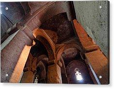 The Rock-hewn Churches Of Lalibela Acrylic Print by Martin Zwick