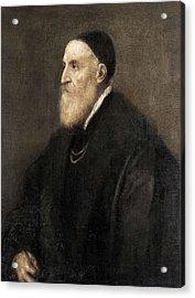 Ttitia, Tiziano Vecello, Also Called Acrylic Print by Everett