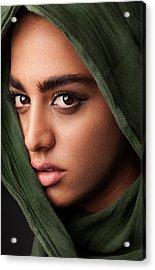 Untitled Acrylic Print by Mehdi Mokhtari