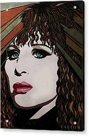 80's Barbra Acrylic Print
