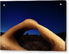 Usa, California, Sierra Nevada Mountains Acrylic Print by Jaynes Gallery