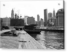 World Trade Center Acrylic Print