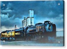 844 Night Train Acrylic Print