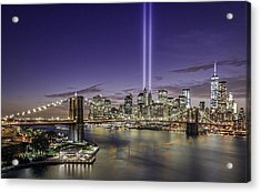 9-11-14 Acrylic Print by Anthony Fields