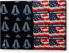 9/11 Memorial For Sale Acrylic Print by Rob Hans